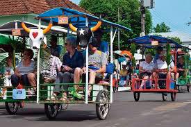 Parintins—triciclo